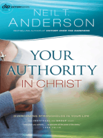 Your Authority in Christ (Victory Series Book #7)