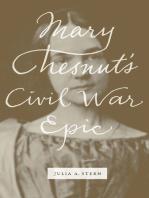 Mary Chesnut's Civil War Epic