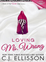Loving Ms. Wrong (Walk on the Wild Side
