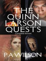 The Quinn Larson Quests