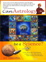 Can Astrology be a science?
