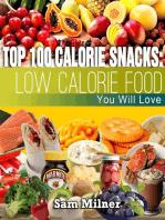 Top 100 Calorie Snacks
