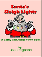 Santa's Sleigh Lights