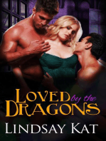 Loved by the Dragons (Dragon Mates, #1)