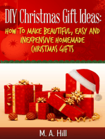 """DIY Christmas Gift Ideas"