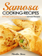 Samosa Cooking Recipes