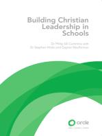 Building Christian Leadership in Schools