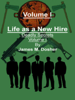 Life as a New Hire, Deadly Secrets, Volume 1