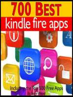 700 Best Kindle Fire Apps