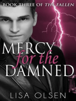 Mercy for the Damned (The Fallen, #3)