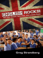 English Rocks! 101 ESL Games, Activities, and Lesson Plans