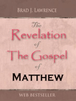 The Revelation of The Gospel of Matthew