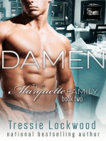 Damen (The Marquette Family, #2)