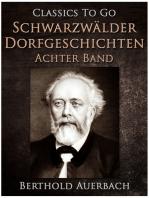 Schwarzwälder Dorfgeschichten - Achter Band.