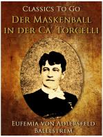Der Maskenball in der Ca' Torcelli
