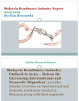 Malaysia Remittance and Payment Market Report - 2019