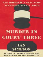 Murder in Court Three