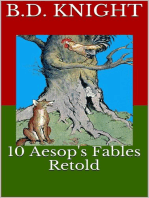 10 Aesop's Fables Retold