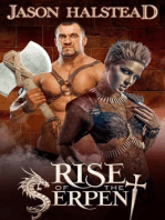 Rise of the Serpent (Serpent's War, #2)