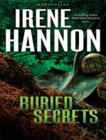 Buried Secrets (Men of Valor Book #1)