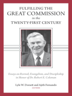 Fulfilling the Great Commission in the Twenty-First Century