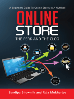 Online Store: The Perk And The Clog
