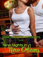 Nine Naughty Novelists Present