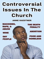 Controversial Issues In The Church