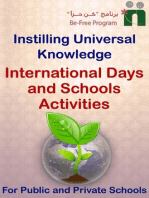 International Days and School Activities