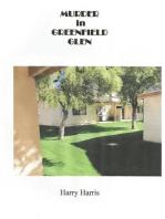 Murder in Greenfield Glen