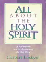 All about the Holy Spirit