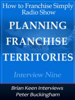 Interview Nine Planning Franchise Territories
