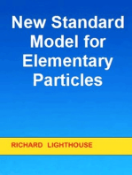 New Standard Model for Elementary Particles