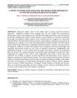 Study on Employee Welfare Measures with Reference to South Central Railways in India