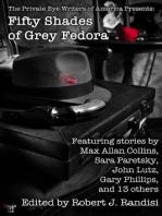 Fifty Shades of Grey Fedora