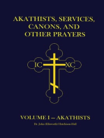 Akathists, Services, Canons, and Other Prayers