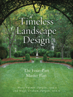 Timeless Landscape Design: The Four-Part Master Plan