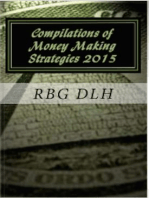 Compilations of Money Making Strategies 2015