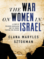 The War on Women in Israel