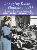 Stories of Women During the Industrial Revolution