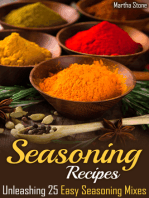 Seasoning Recipes