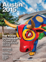 Austin - 2015 (The Food Enthusiast's Complete Restaurant Guide)