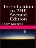 Introduction to PHP, Part 4, Second Edition