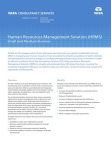 Human Resources Management Solution in Small and Medium Business
