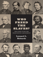 Who Freed the Slaves?