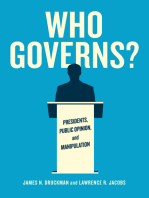Who Governs?