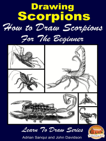 Drawing Scorpions: How to Draw Scorpions For the Beginner
