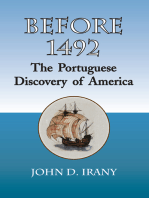 Before 1492, the Portuguese Discovery of America