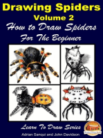Drawing Spiders Volume 2