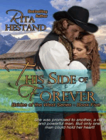 This Side of Forever (Book Five of the Brides of the West Series)